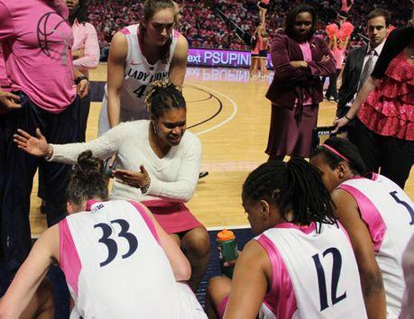 Lady Lion Hoops: Team USA Picks Penn State's Coquese Washington for National Staff