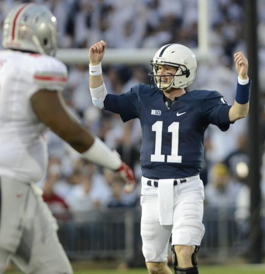 Onward State: Penn State Worthington Scranton to Name Baseball Field after Matt McGloin
