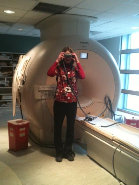 New Audio-Video Technology Reduces Stress for Patients Undergoing MRI Scans