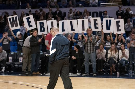Countdown to Blue-White / 30 Days: How Long Will the Bill O'Brien Honeymoon Last?