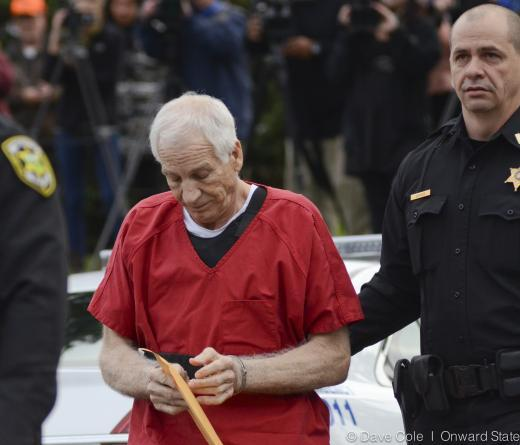 Exclusive Jerry Sandusky Interview to Air Monday on TODAY Show