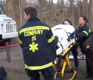 Simulated Plane Crash in State College Gives First Responders Valuable Experience