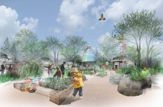 New Children's Garden at Penn State Arboretum aims to connect visitors with nature, environment