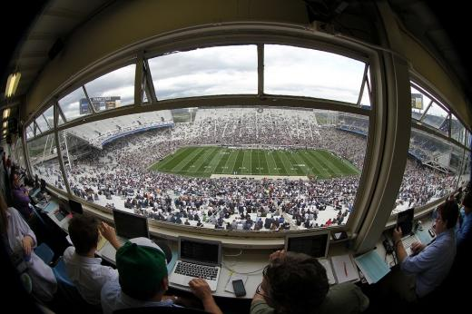 Countdown to Blue-White / 14 Days: Eight Things You Didn't Know About the Blue-White Game