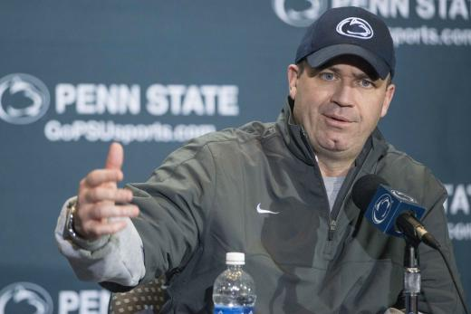 The Month Ahead for Bill O'Brien and Penn State Football