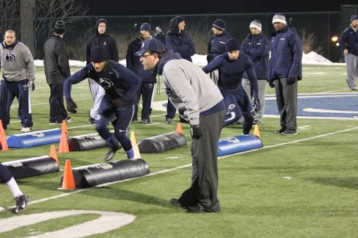 Penn State Football: Butler Changing Position, Not Personality as Penn State Coordinator