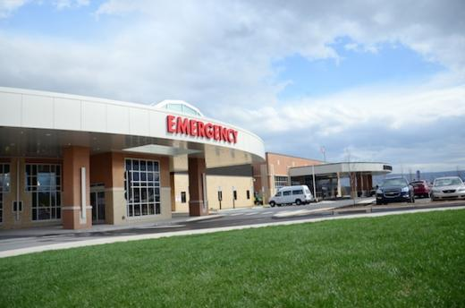 Mount Nittany Medical Center Emergency Room Expansion Completed
