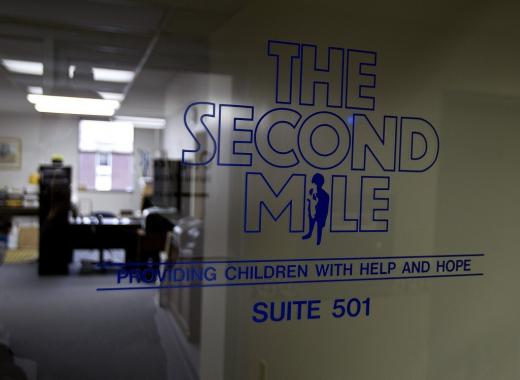 Judge Okays Transfer of Funds From Second Mile to Texas-Based Charity