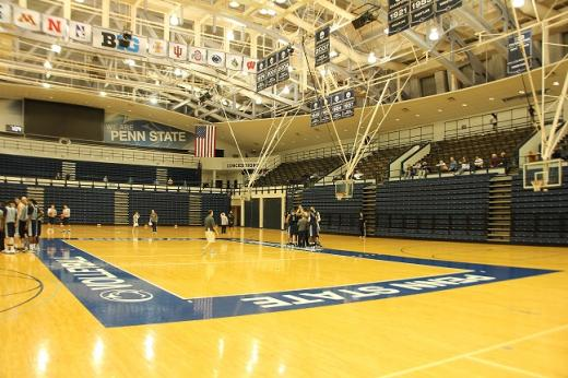 Penn State Basketball: Rec Hall Game Not Out of The Question In Near Future