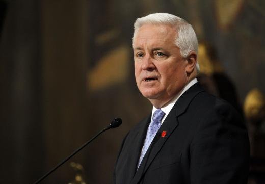 No Ruling After Attorneys Battle Over Gov. Corbett's Lawsuit