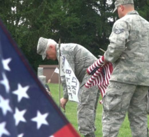 A Solemn Memorial Day Tribute to Our Veterans