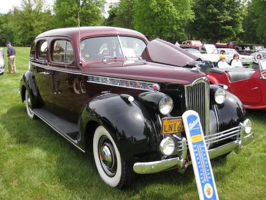 Memorial Day Car Show Offers Look to the Past