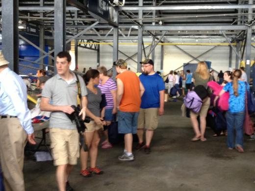 Trash to Treasure Draws Big Crowds of Bargain Hunters
