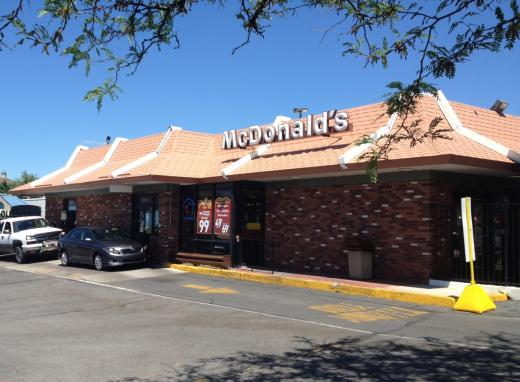 South Atherton McDonald's to Close Temporarily in January