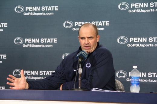 Penn State Football: Joyner Optimistic about O'Brien's Future at Penn State Report Says