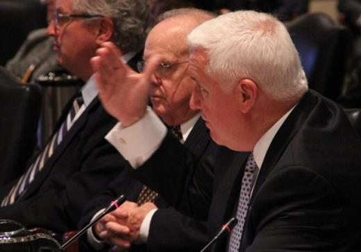 Gov. Corbett 'Disappointed' In Kane's Ruling