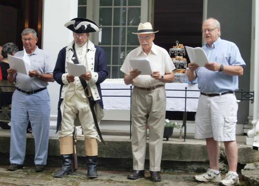 Boalsburg to celebrate its special link with the Declaration of Independence