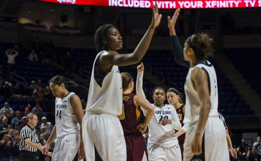 Lady Lions Reveal Impressive Non-Conference Schedule; Defending Champ UCONN to Visit BJC