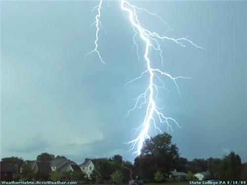 More Severe Weather On the Way, Thousands Left in the Dark Tuesday Night