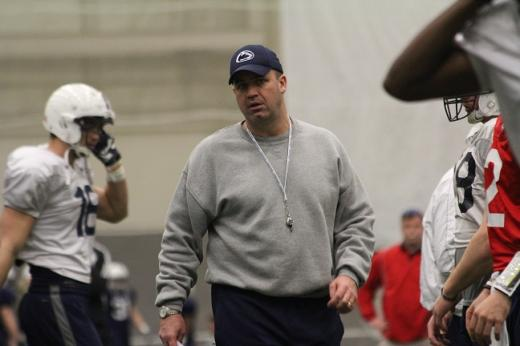 Penn State Football: O'Brien Adds Another Coach of Year Award to Collection