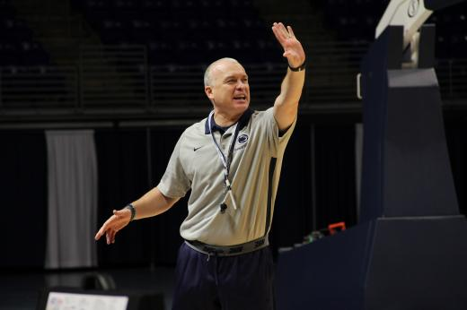 Penn State Basketball: Dunks and Energy Aplenty at Advanced Skills Camp