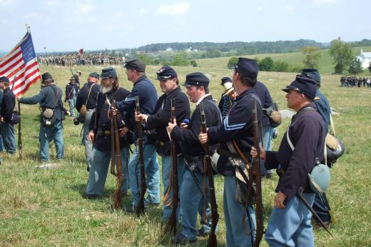 Local Civil War Re-enactors Ready to Bring History to Life at Gettysburg