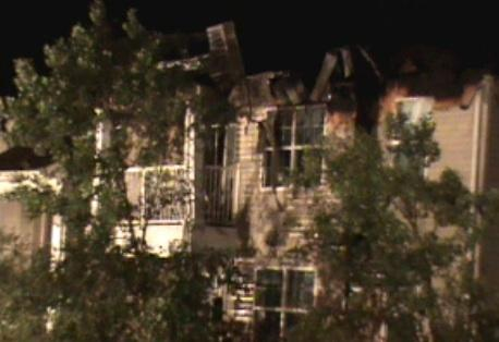Witnesses Describe Devastating State College Apartment Fire