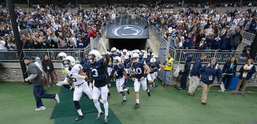 Big Ten Writers Rank Penn State Football Uniforms 3rd Best in Conference