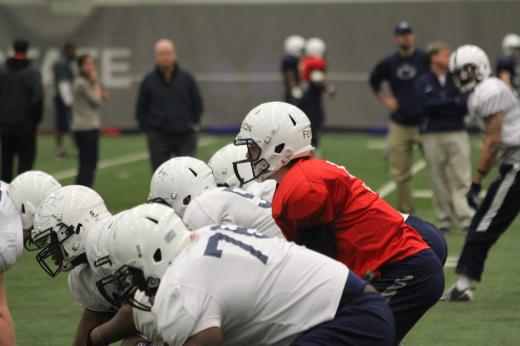 Penn State Football: Senior Heavy Offensive Line Looking to Perform Well in 2013