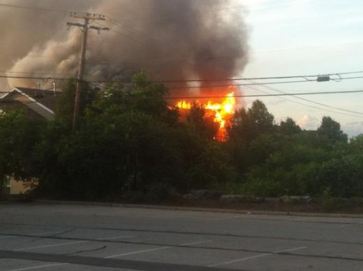 Barbecue Blamed for Fourth of July Fire At Waupelani Drive Apartment Complex