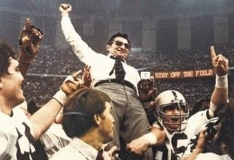 Penn State Football: Will Bill O'Brien's Pep Talk to Trustees be as Effective as Joe Paterno's?