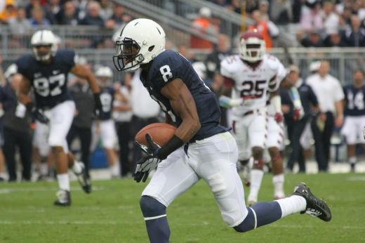 Allen Robinson Named to Biletnikoff Watch List