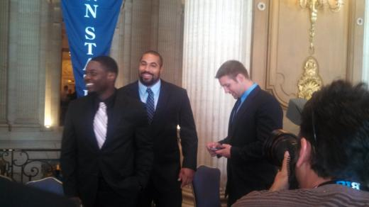 John Urschel Encourages B1G Players to Plan for Life After Football