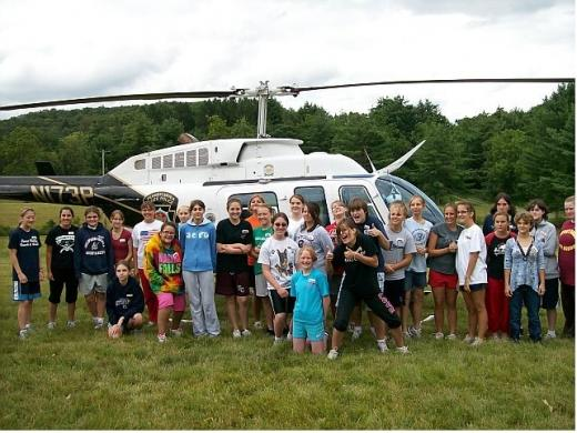 A Variety of Fun Learning Experiences at Centre County Camp Cadet