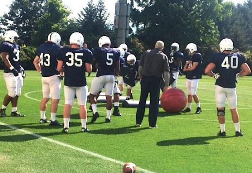 How Penn State's Bill O'Brien Hopes to Build a BCS-Caliber Team with an FCS-Sized Roster