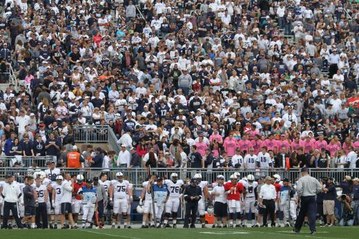 Penn State Football: Redshirt Freshman Jake Kiley Shifts To Receiver