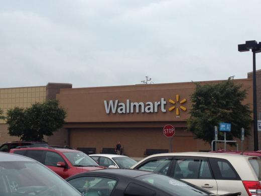 Man Charged With Retail Theft After Stealing from Walmart for Fourth Time