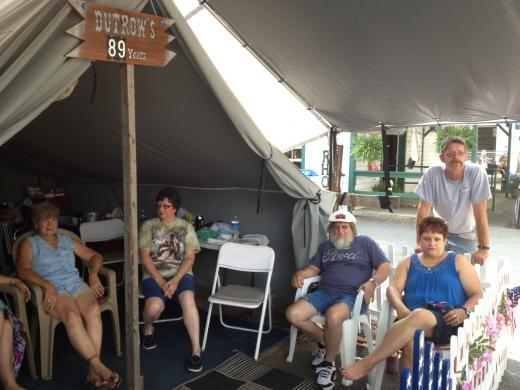Grange Fair Family Tradition: Seven Generations and Counting