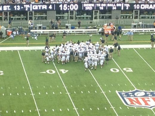Penn State Football; Fourth Quarter Propels Nittany Lions Past Syracuse, 23-17
