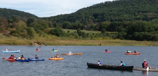 Women's Group working to Save Colyer Lake