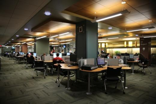 PSU Knowledge Commons Reflects Students' Needs & Wants