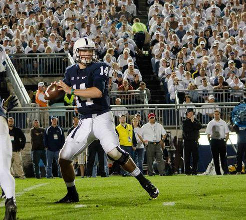 Penn State Football: As The Nittany Lions Win, Hackenberg Passes His Midterms