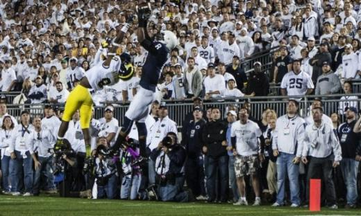 Allen Robinson's Catch Named SportsCenter's Top Play