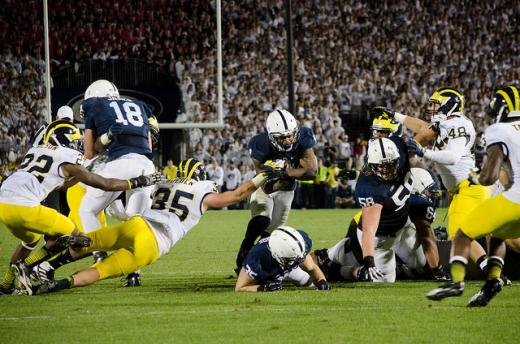 Penn State Football: Do The Nittany Lions Have A Running Back Controversy?