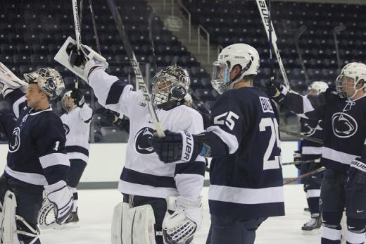 Penn State Hockey: Altitude A Unique Issue For Weekend Series Against Air Force