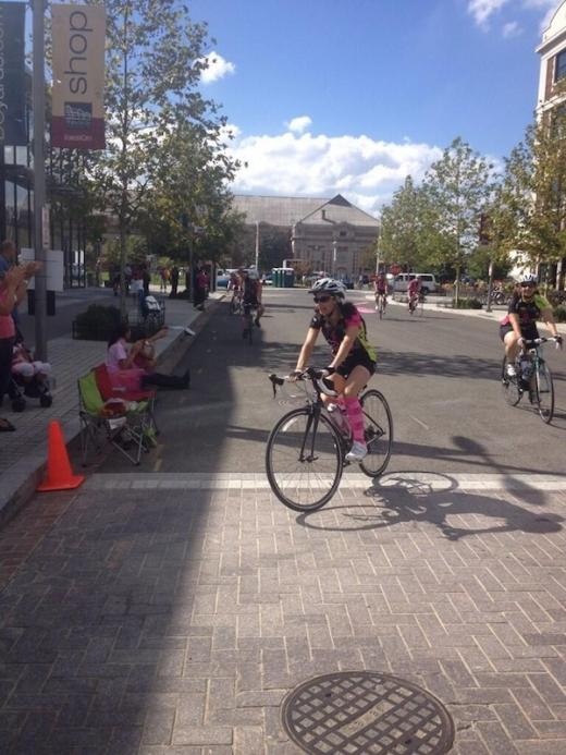 My Pink Ribbon Gets a New Set of Wheels: Inspirational Bike Ride to Battle Breast Cancer