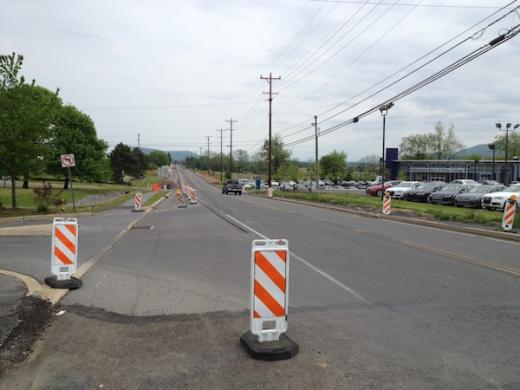 Downed Power Line Closes Section of Whitehall Road