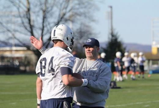 Penn State Football: O'Brien In The Zone As Penn State Prepares For Challenge