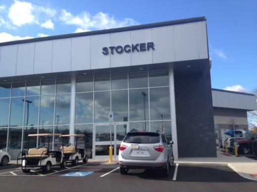 Longtime Fixture on Automotive Scene Expands: Stocker Opens New Showroom