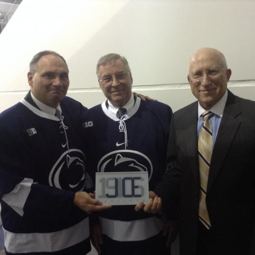 Opening of Pegula Ice Arena, One of the Most Memorable Weekends of My Life